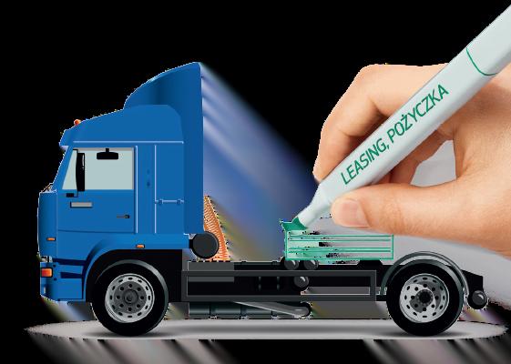 Samochody ciężarowe leasing