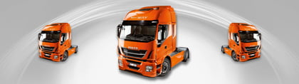 Nowe ciężarówki Iveco