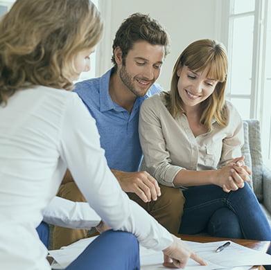 We offer financing of real estate:
