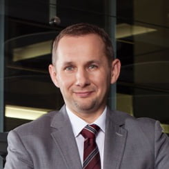 Paweł Lewandowski Vice-President of the Management Board