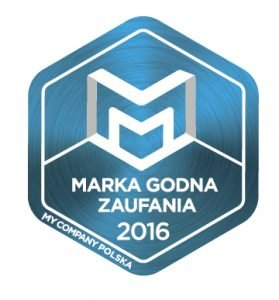 Marka Godna Zaufania 2016 dla EFL