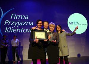 Nagroda FPK po raz siódmy dla EFL