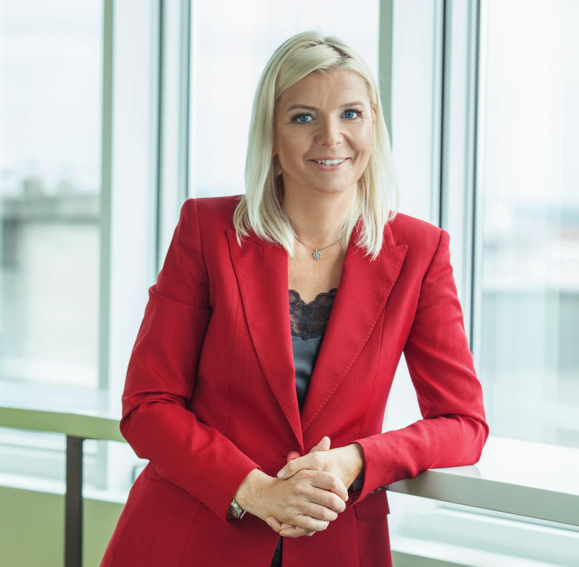 Joanna Picher-Różyło - Kierownik CSR