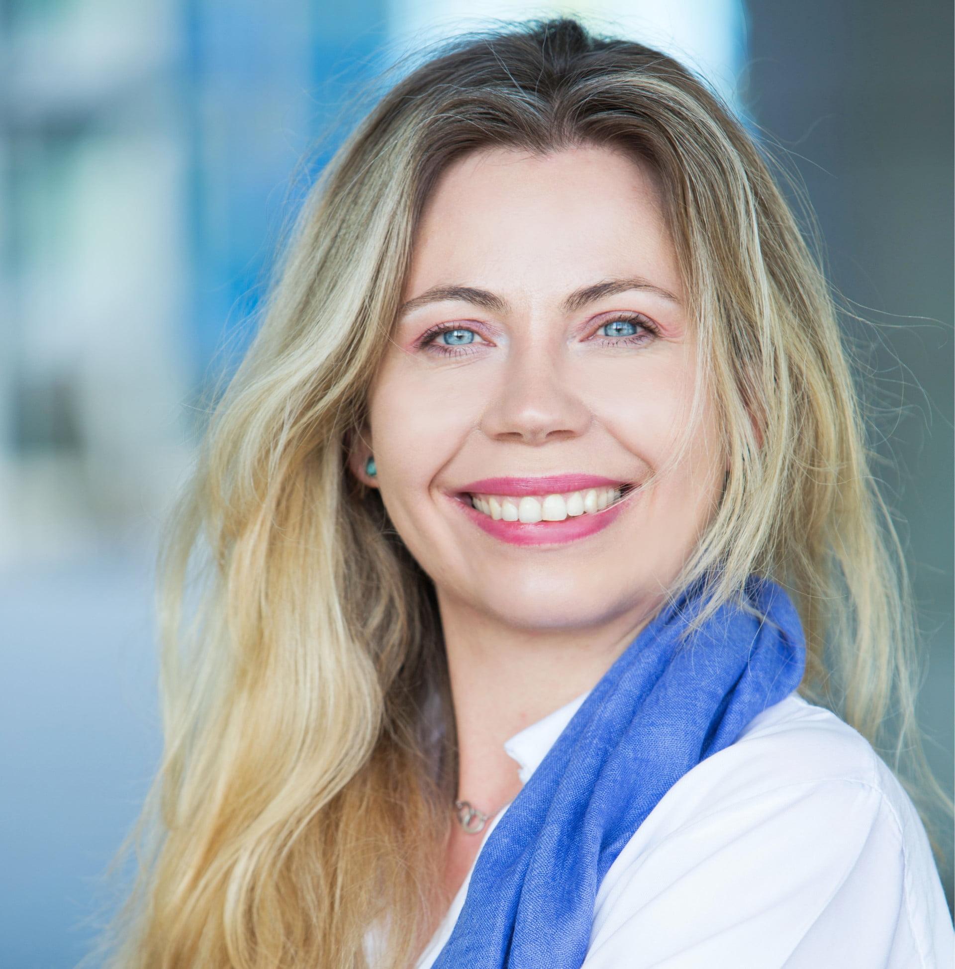 Justyna Gudowska-Pohling - Manager ds. Badań
