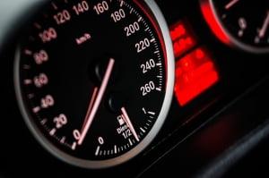 ecodriving a rozruch pojazdu