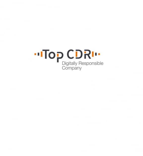 Pierwsze miejsce TOP CDR Firma Odpowiedzialna Technologicznie
