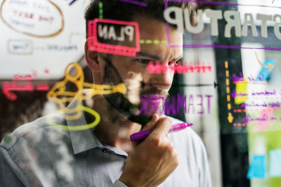 Wykorzystuj mapy myśli w biznesie