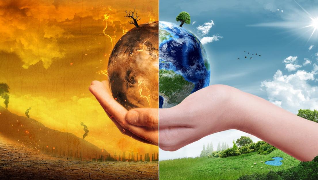 Sztuczna inteligencja pomaga w walce o lepszy klimat