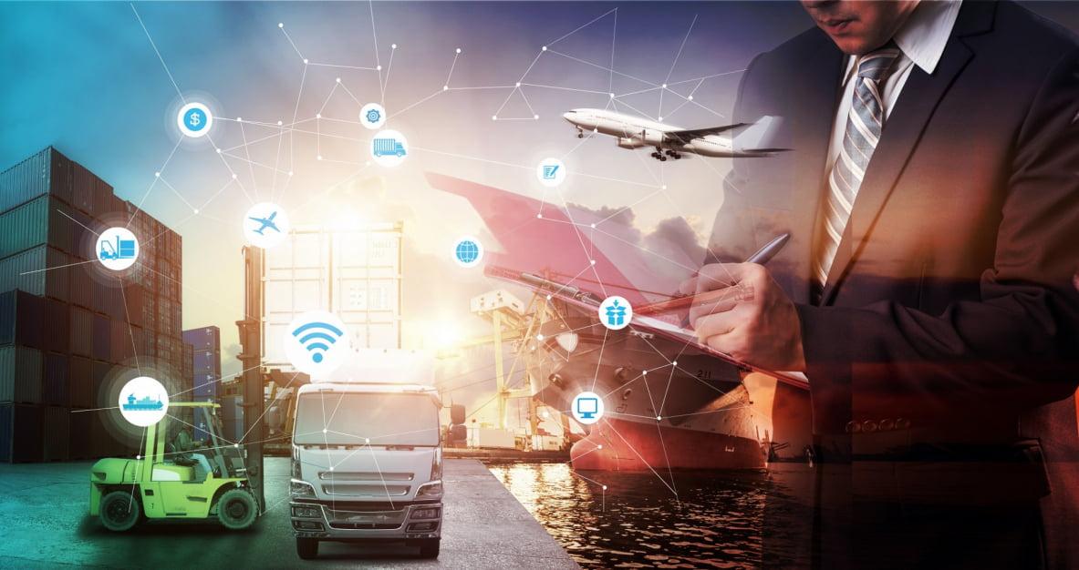 Logistyka 4.0 – cyfryzacja łańcucha dostaw