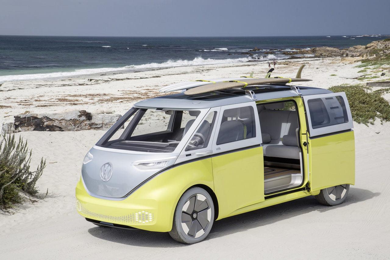 ID. Buzz od Volkswagena