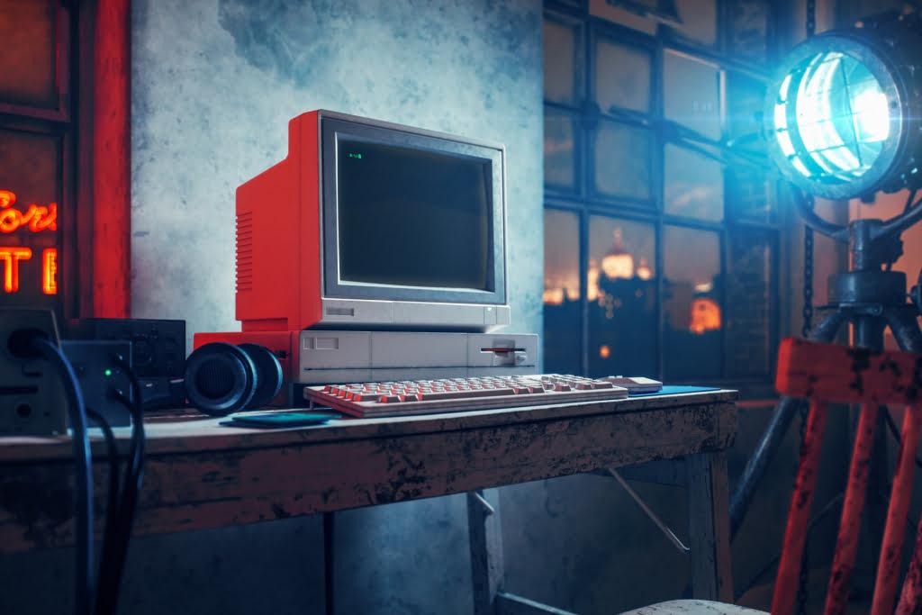 Tak przez 30 lat zmienił się sprzęt komputerowy [INFOGRAFIKA]